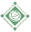 Economic Community Development Commission Logo