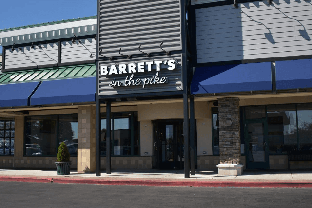 Barretts on the Pike